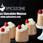 Eggless Chocolate Mousse | Easy dessert recipe
