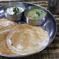 Set Dosa Recipe | How to make Set Dosa | 101 Dosa Varieties