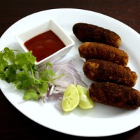 R for Rajma Ke Kebab