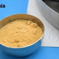 How to make Putnala Podi