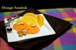 Orange Sandesh