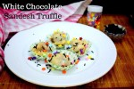White Chocolate Sandesh Truffle
