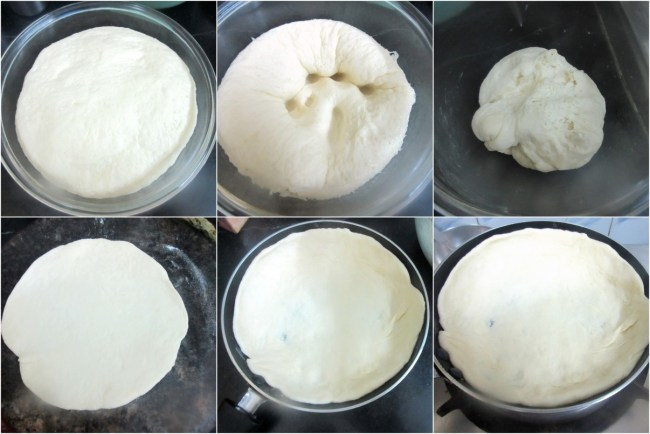 How to make Tawa Paneer Pizza 3