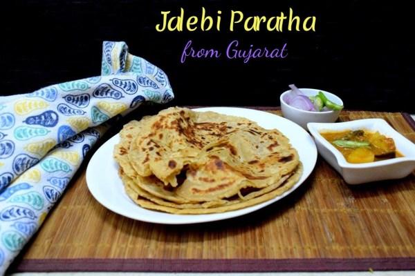Jalebi Paratha