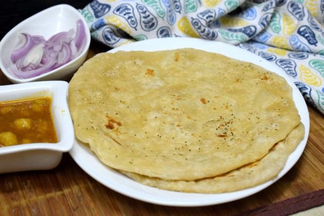 Kashmiri Fermented Bread