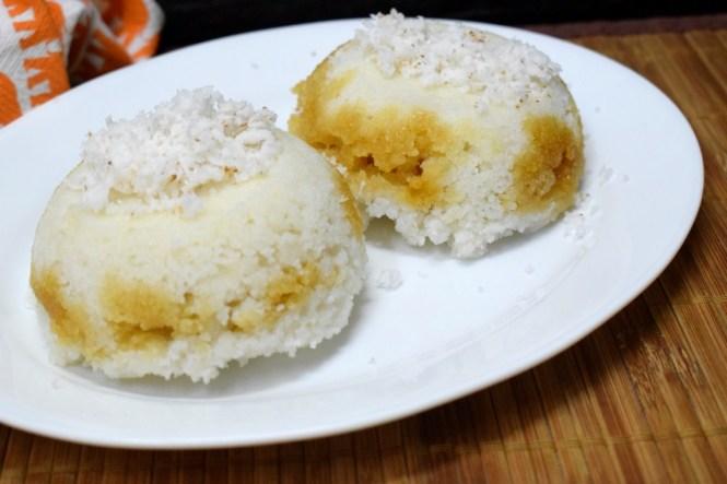 Rice Puttu