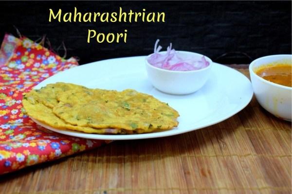 Maharashtrian Poori
