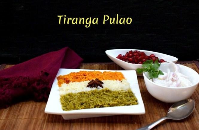Tiranga Pulao