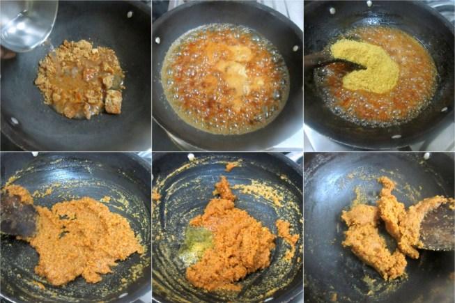 How to make Bandar Laddu 2