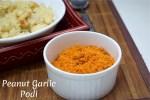 Peanut Garlic Podi