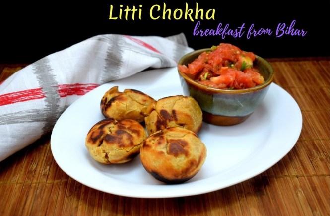 Litti From Bihar