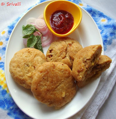 Khasta Kachori / Moong Dal Kachori - Step by Step Recipe ~ Indian Cooking Challenge!