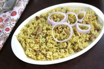 How to make Rajma Biryani