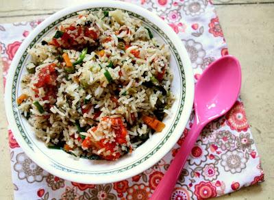 Gobi Fried Rice