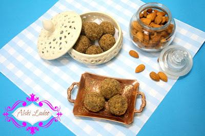 Alshi Ladoo Recipe