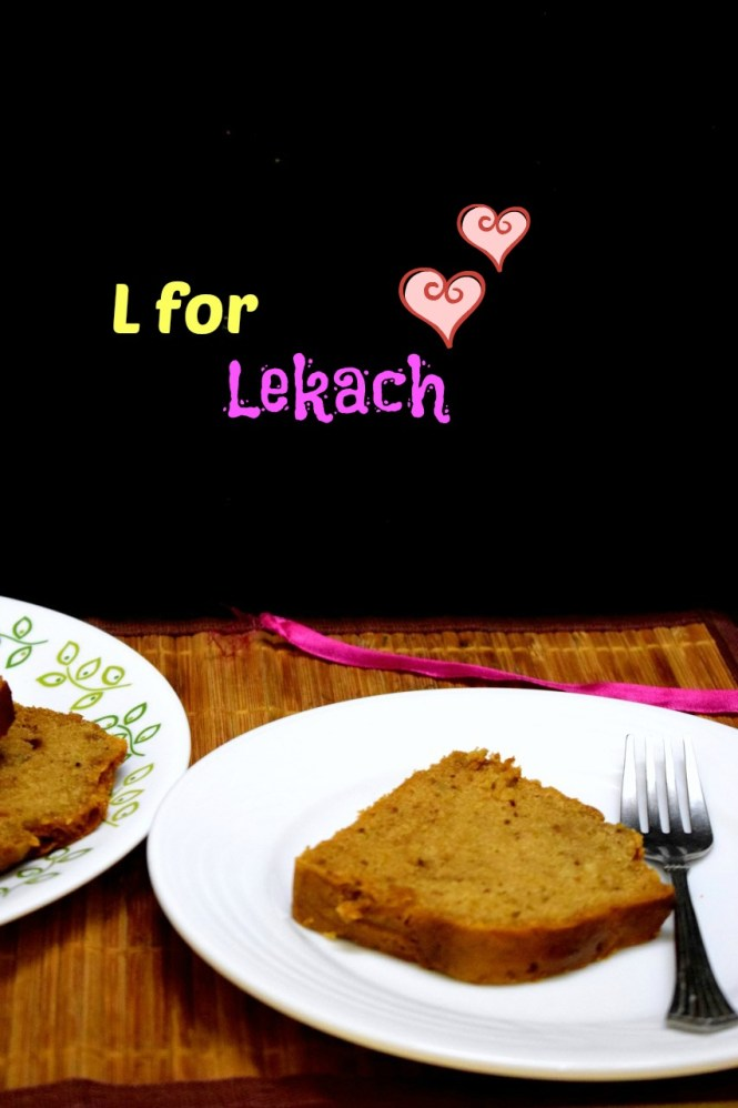 L for Lekach
