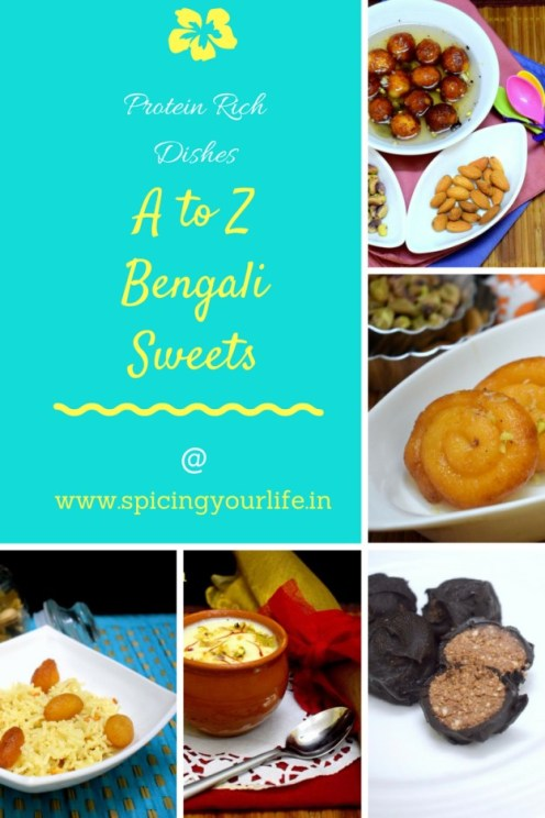 A to Z Bengali Sweets