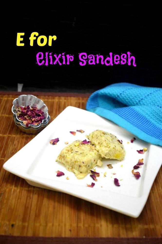 How to make Elixir Sandesh