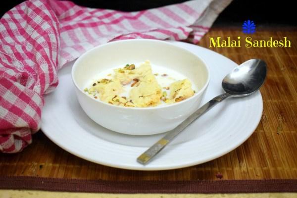 Malai Sandesh