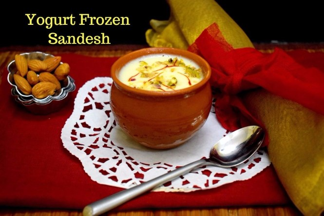 Shrikhand Sandesh