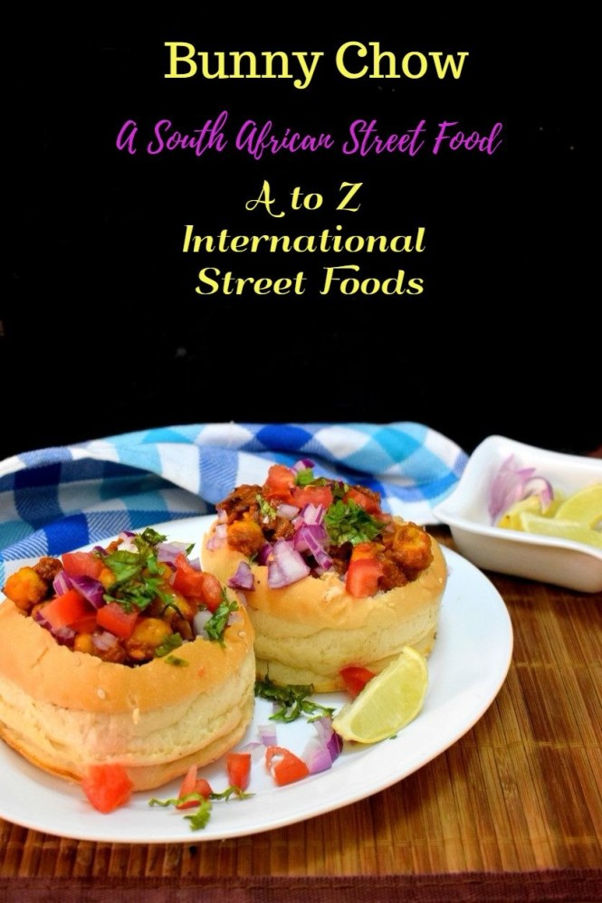 How to make Bunny Chow