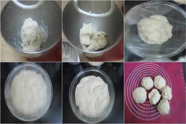 How to make Hua Juan Bao 2