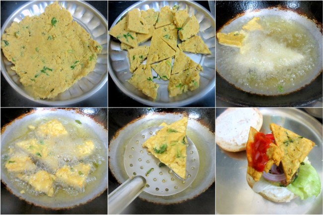 How to make Panelle 3