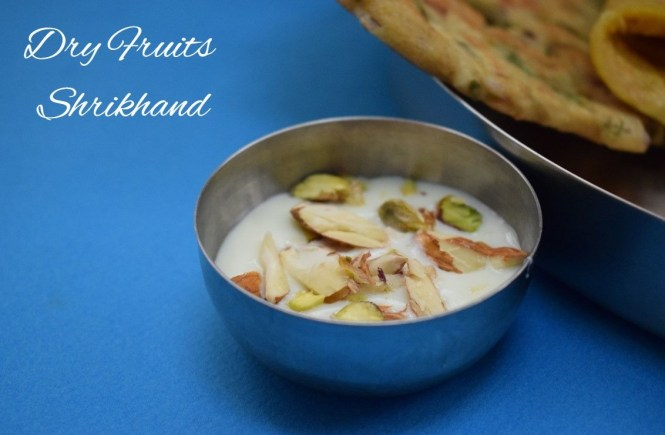 Dry Fruits Shrikhand