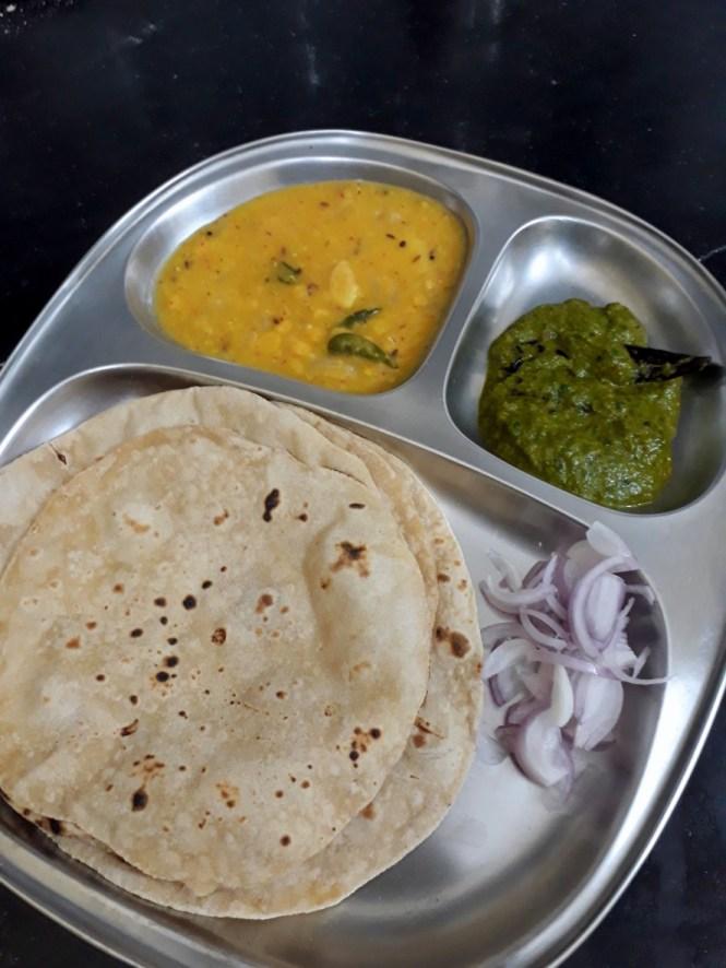 Madras Palak Chutney