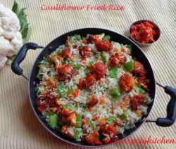 Cauliflower-friedrice