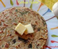cabbage-paratha