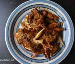 crab-roast