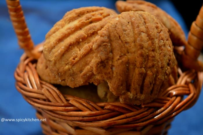 Wheat Biscuits | whole wheat biscuits without baking powder and soda