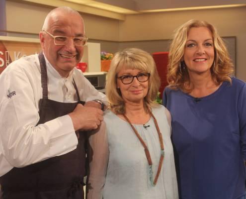DAS! NDR Kochstudio mit Gast Viola Vierk