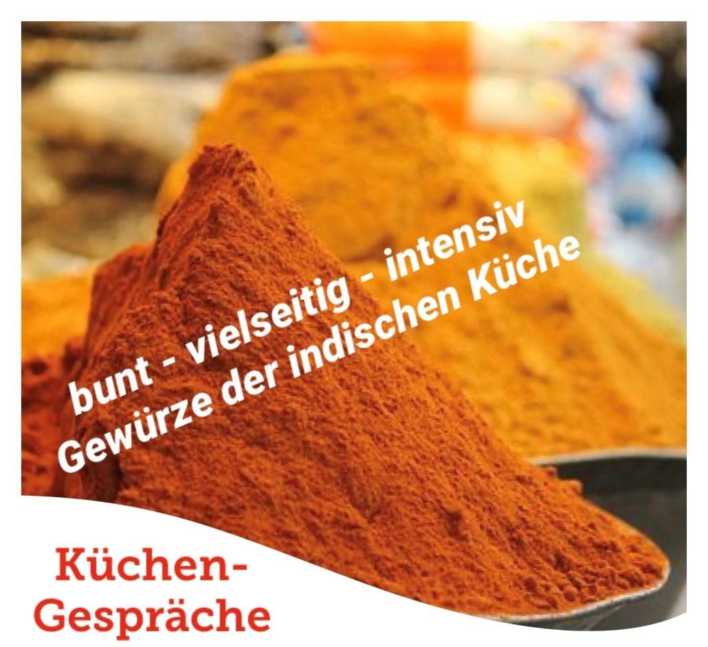 Küchen-Gespräche Indien