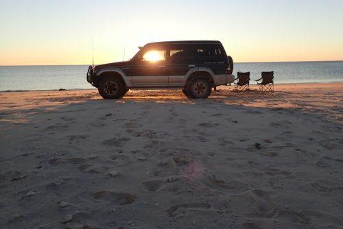 mal wieder ein sehr schöner Sonnenuntergang