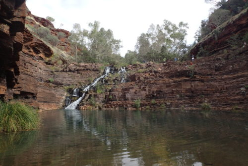 die Fortescue Falls