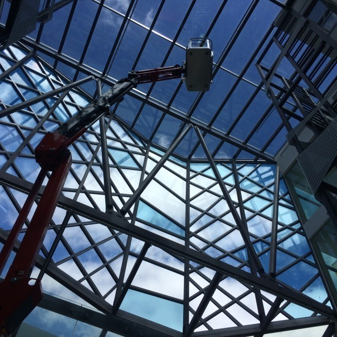 Spider lift Tower hire Melbourne