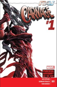 Axis Carnage cover