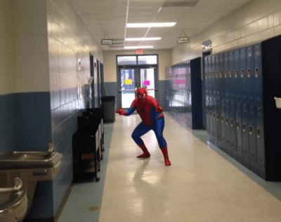 Spider-Captions #321