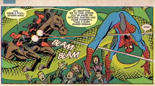 Spider-man/Deadpool 7# Review