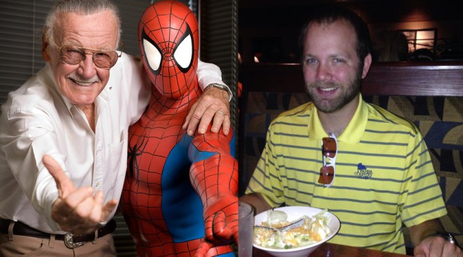 Happy Birthday to Stan Lee & Spideydude!