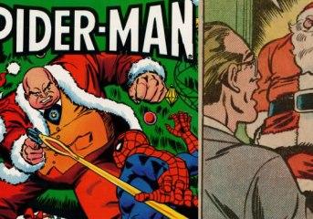 Cobwebs #32: Kingpin Santa!
