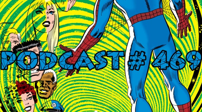 Podcast # 469 Spider-History June 1968