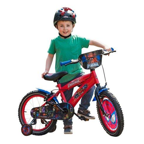 18-Inch Spider-Man Bike