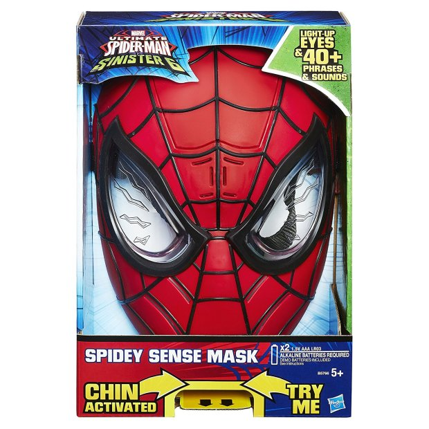 Ultimate Spider-Man Spidey Sense Mask