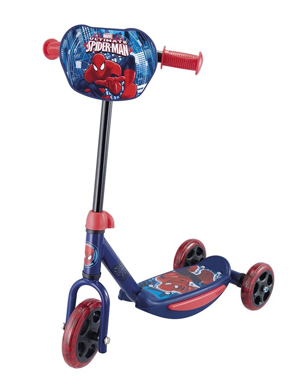 Ultimate Spider-Man My First Scooter
