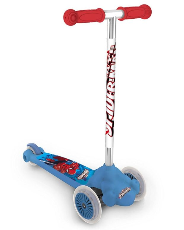 Ultimate Spider-Man Twist Scooter