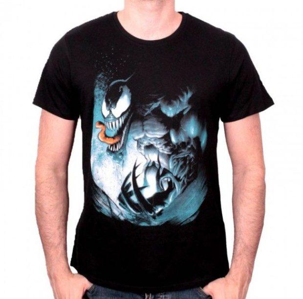 Marvel Angry Venom T-Shirt