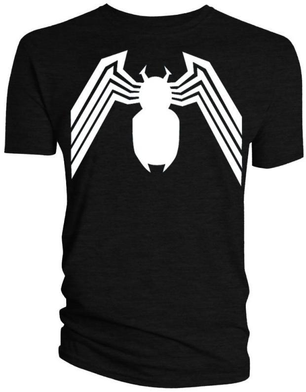 Marvel Venom Logo T-Shirt